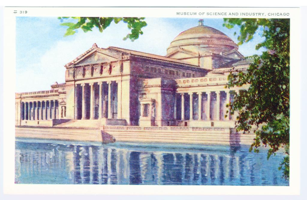 """"""",""""www.chicagopostcardmuseum.org"""