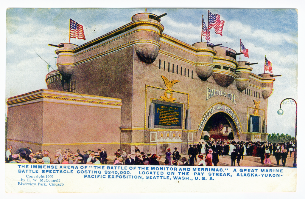 Chicago Postcard Museum - I WILL Postcard Mysteries